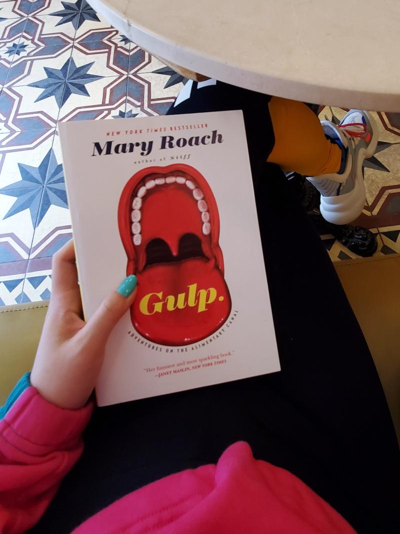 Gulp Mary Roach