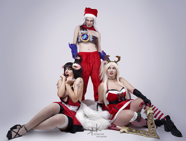 Christmas League of Legends, by SpirosK photography (All Three pt. II: Varus, da man)