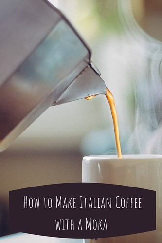 How to make an Italian Coffee with a Moka