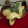 1955 Hercules Roller R 200 Steib-Gespann
