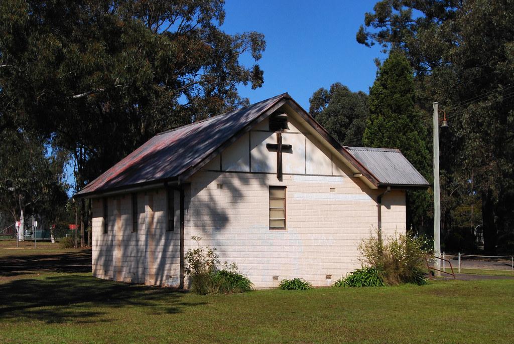Evangelical Presbyterian Church, Londonderry, Sydney, NSW.
