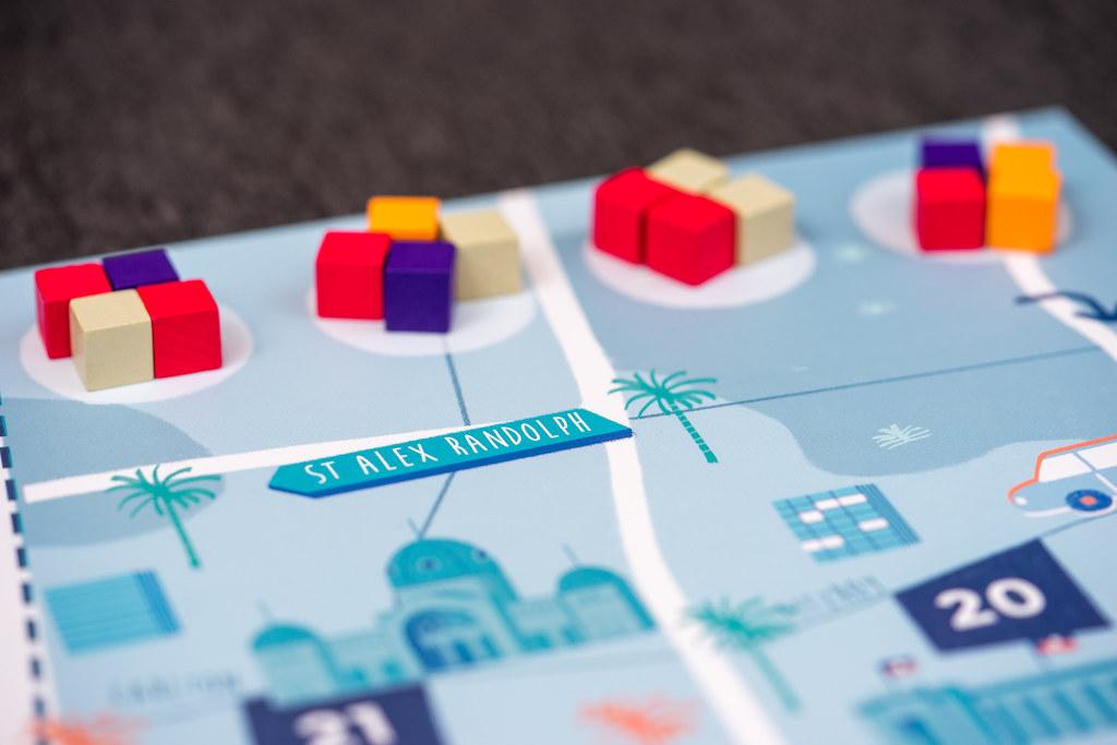 big shot juego boardgame