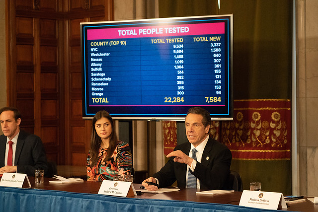 Governor Cuomo Calls on Americans to Support Each Other in Face of COVID-19 Pandemic