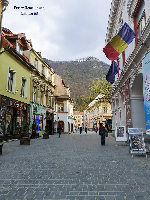 2019 Romania Brasov Old Town 01