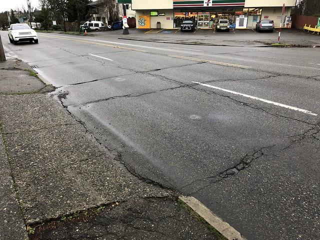 SR 522 at 17th Ave NE