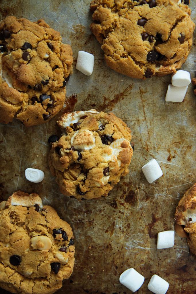 Comfort Cookies (Vegan and Gluten-free) from HeatherChristo.com
