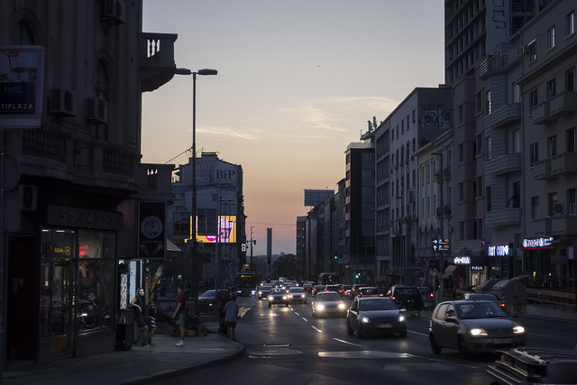 Belgrade, août 2019.