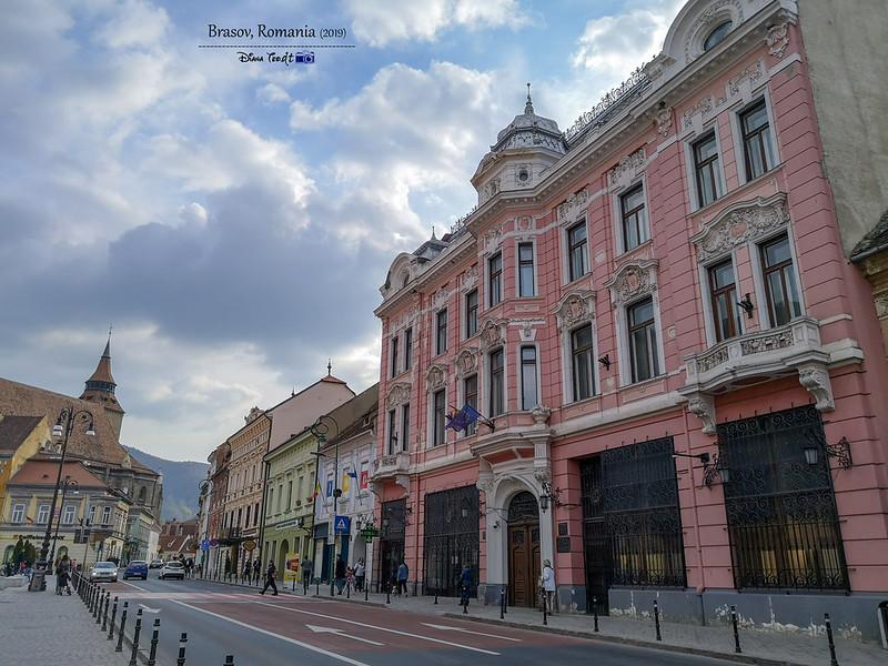 2019 Romania Brasov Old Town 04