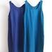La Boutique Extraordinaire - Les Racines du Ciel - Robes 70 % soie non violente bio & 30 % lin bio - 220 €
