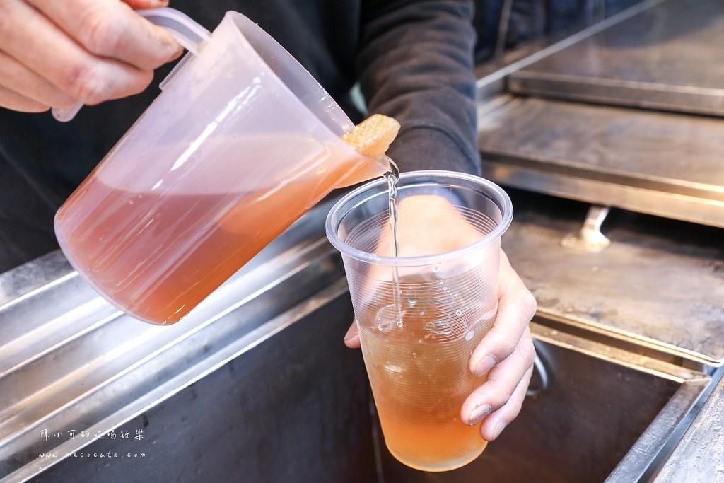 三重飲料店:清水糖古早味紅茶~天然炒糖,吃的到冬瓜塊的冬瓜茶!三重飲料店推薦