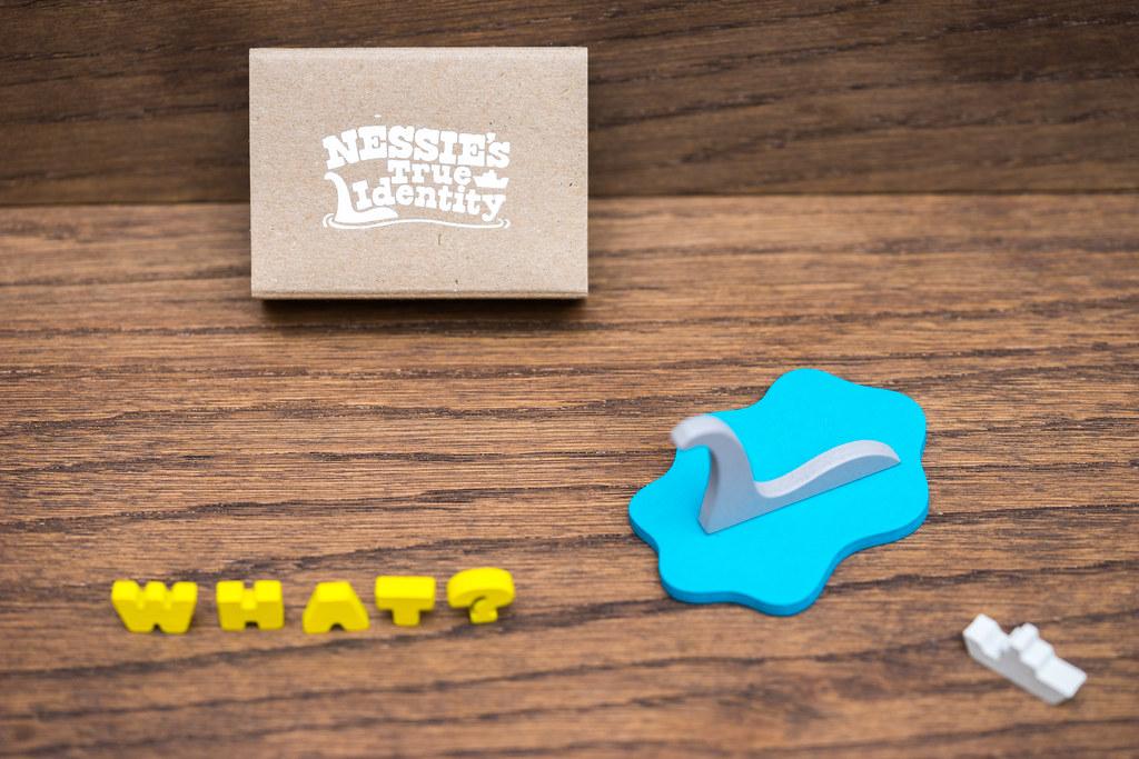 nessie's true identity game juego
