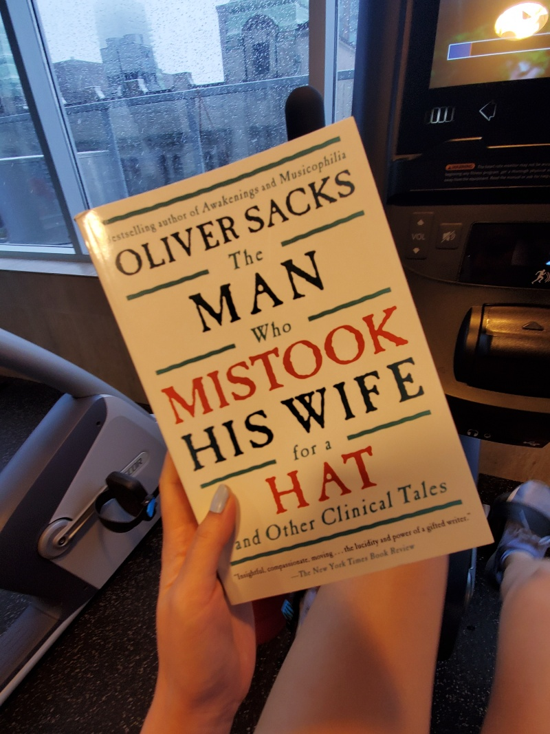 Man who Mistook his Wife for a Hat