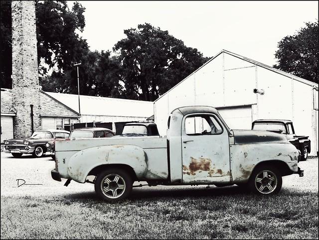 Studebaker Pickup. HTT