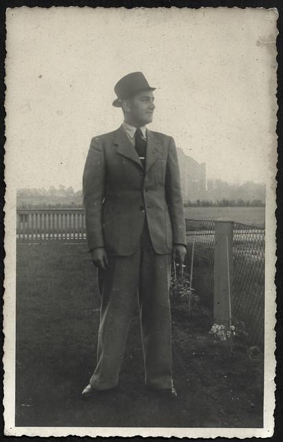 ArchivTappenV724 Mann, Porträt, 1930er