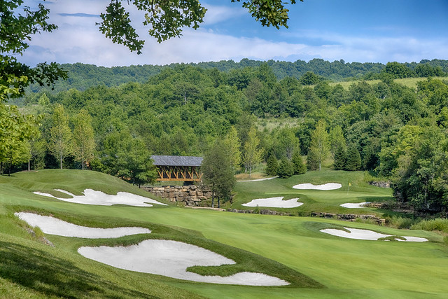 Buffalo Ridge Springs Course