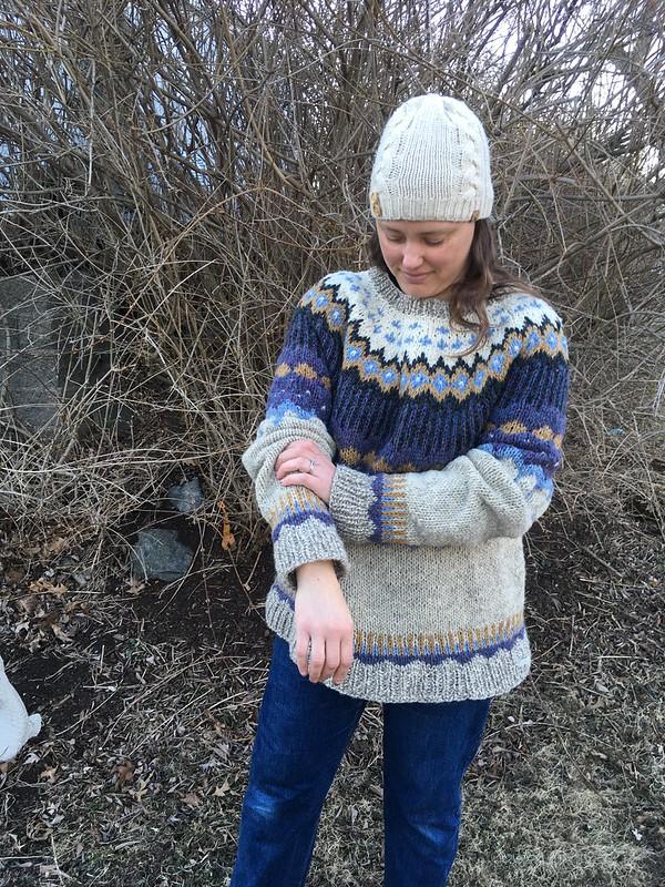 My Modified Marshland Sweater