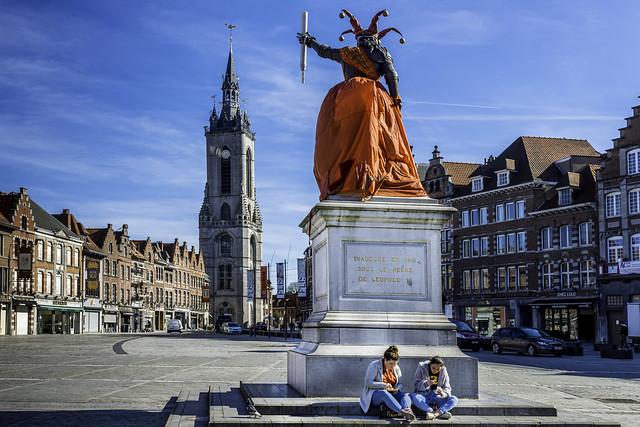 Place de Tournai Belgique