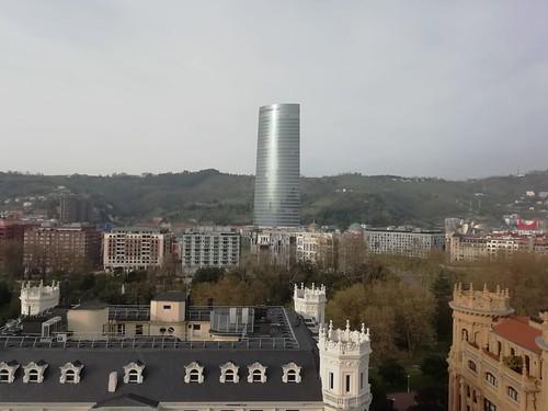 Bilbao a las 15.35