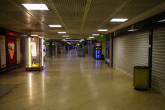 Departures Seville airport 18.03.2020