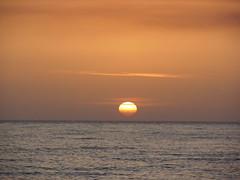 Sunset on Ada