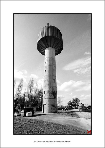 Water tower Steebrécken, Pontpierre | by Hans ter Horst Photography