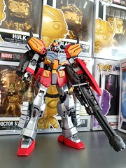 XXXG-01H GUNDAM HEAVYARMS