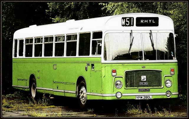 Crosville ERG280 (YFM280L)
