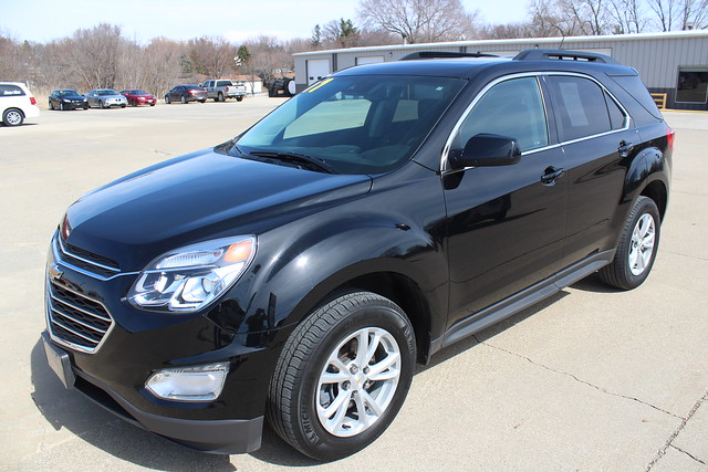 2017 Chevy Equinox LT AWD