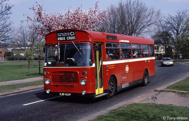 KJD428P London Buses LBL London Northern BL28