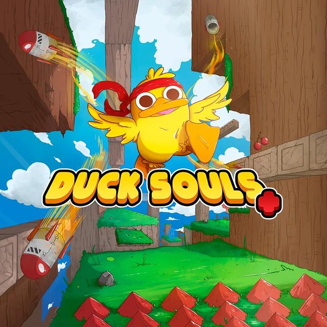 Duck Souls+