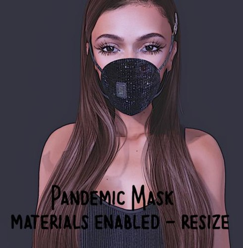 [bh] Pandemic Mask (gift)