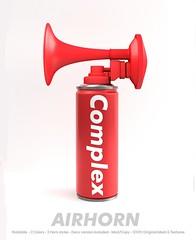 [COMPLEX] AIRHORN x FLF