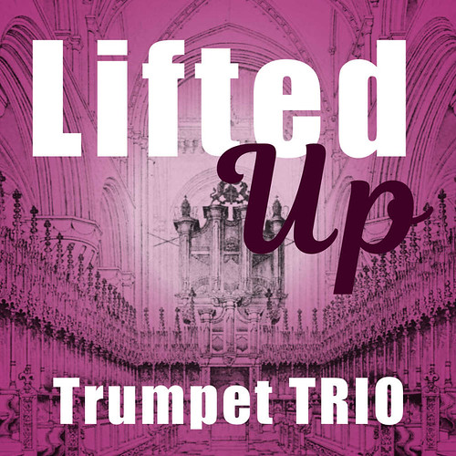 Lifted Up for Trumpet Trio
