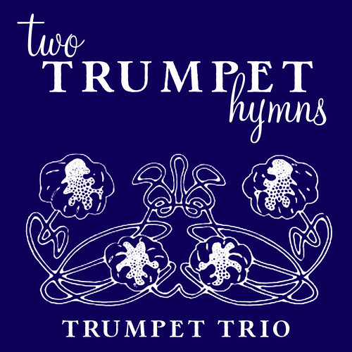 Two Trumpet Hymns Trumpet Trio
