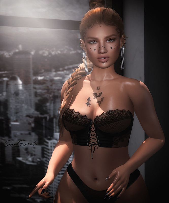 "Skin Fair 2020 - # 12 ""Audrey"""