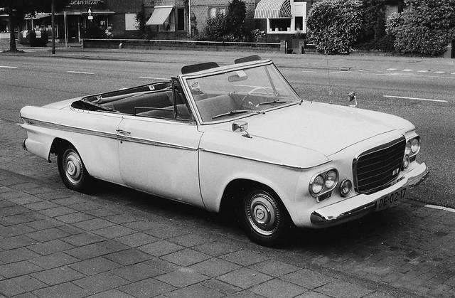 Studebaker Lark Daytona 62 S-L Convertible 1963