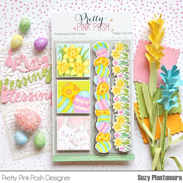 Spring Days stamp set
