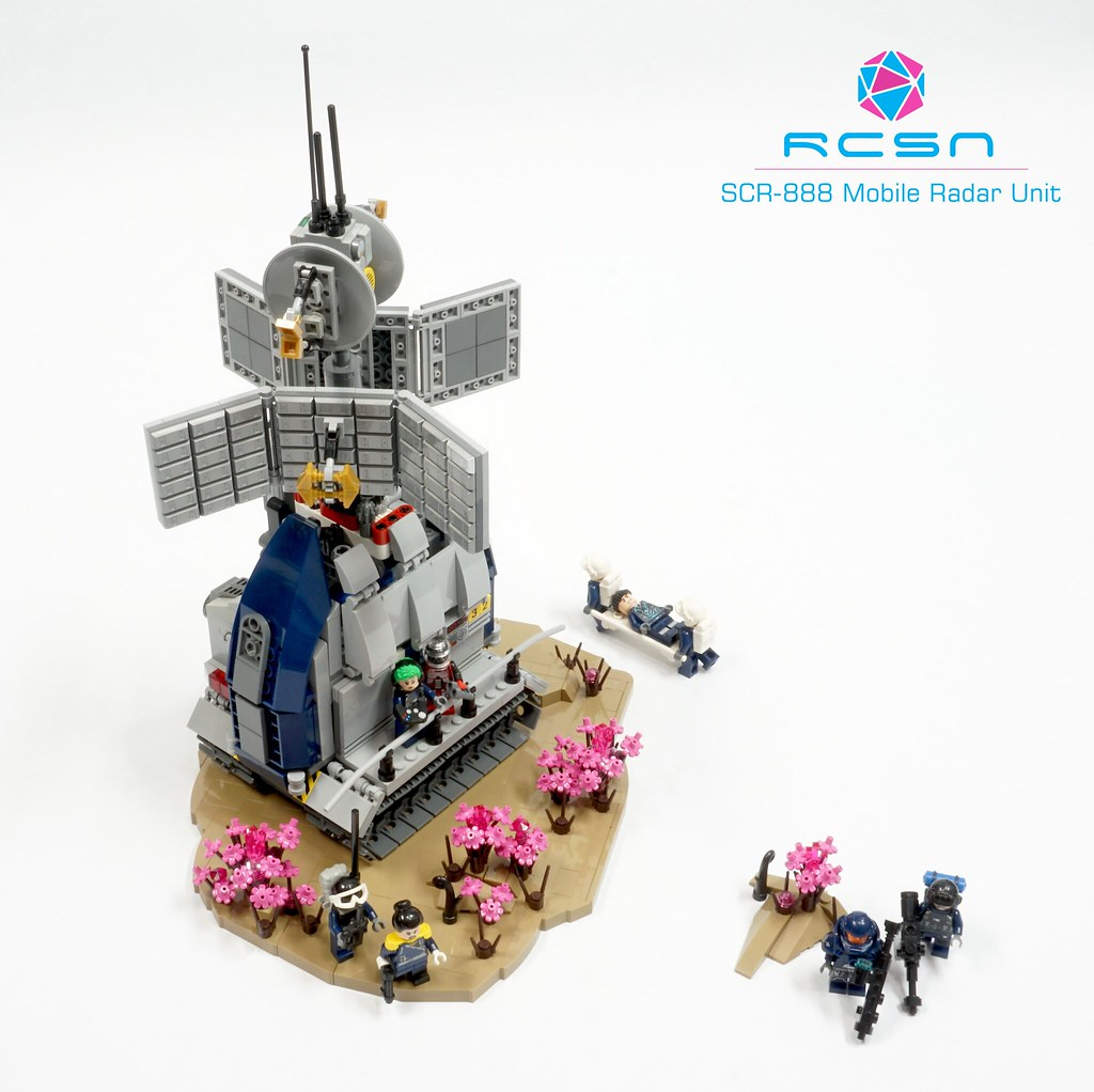 SCR-888 Mobile Radar Unit