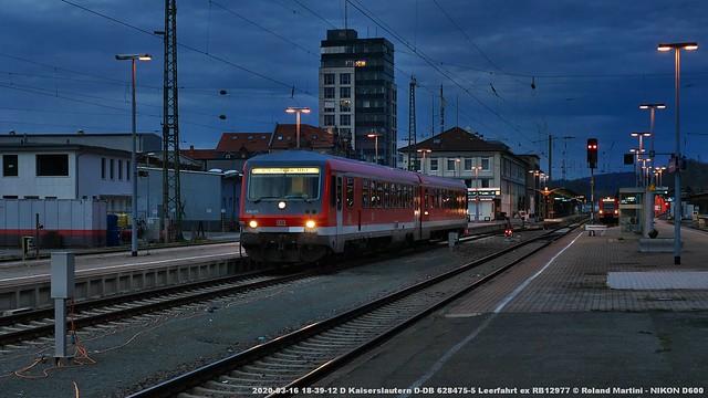 2020-03-16 18-39-12 D Kaiserslautern D-DB 628475-5 Leerfahrt ex RB12977