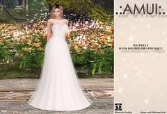 ".:AMUI:. ""Astrid"" WHITE"