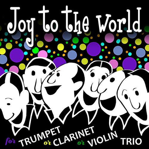Joy to the World trumpet trio