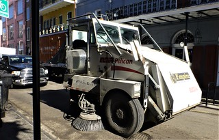 New Orleans = Now THIS is a road sweeper
