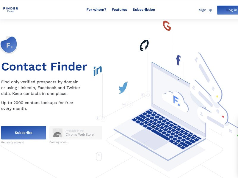 Contact Finder