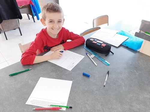 École à la maison 2020