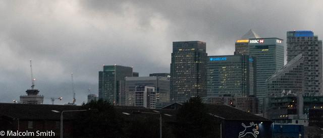 Docklands Last Light