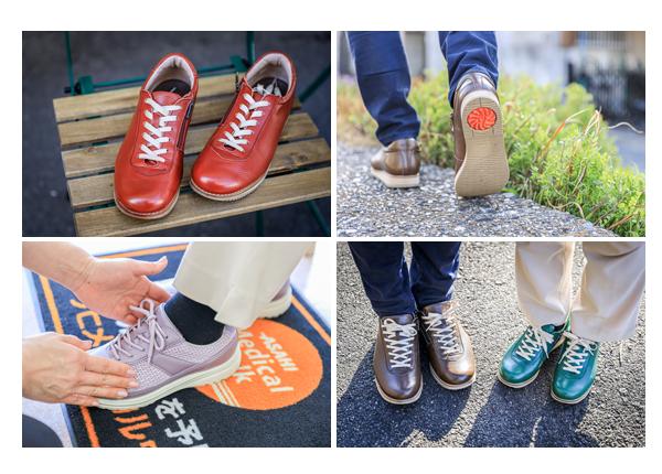 介護用品店で買えるおしゃれな靴(スニーカー) 革靴 人気 オススメ