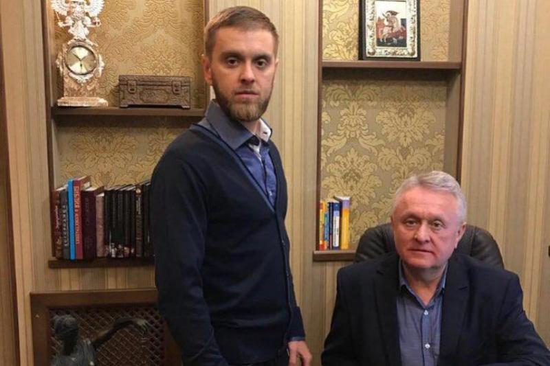 Владимир и Александр Стародубцевы