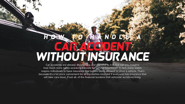 How To Handle A Car Accident Without Insurance