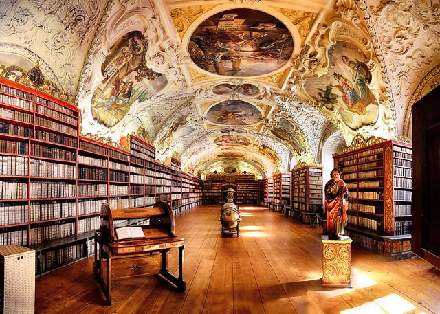 Baroque Theological Hall