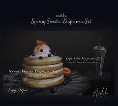 andika Spring Sweets Dispenser Set@Bloom